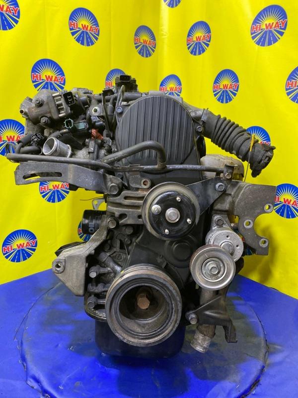 Двигатель Nissan Vanette SK82VN F8 1999