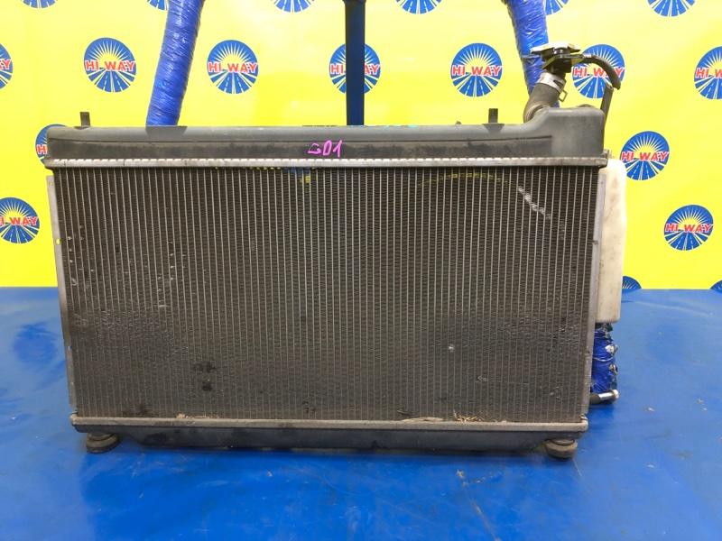 Радиатор двс Honda Fit GD1 L13A 2004