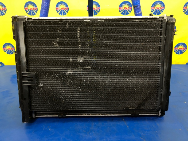 Радиатор двс Bmw 320I E90 2004