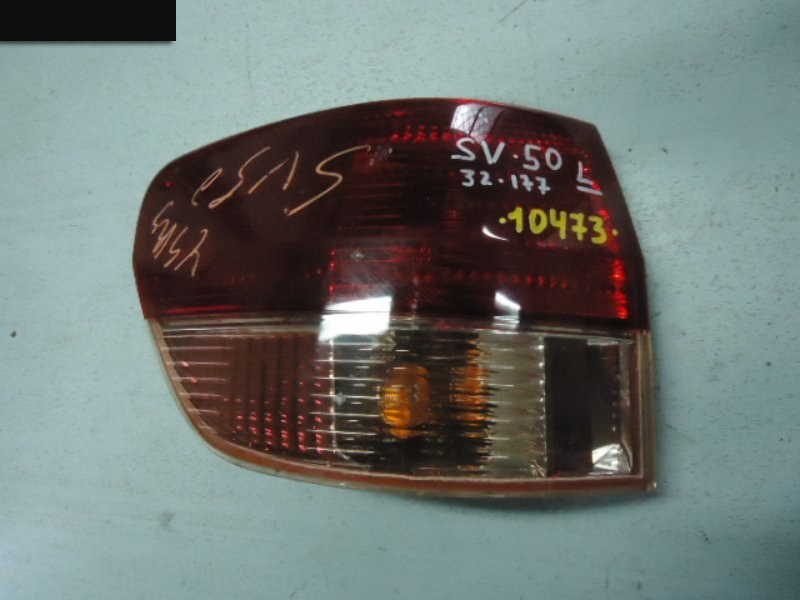 Фонарь (стоп-сигнал) Toyota Vista Ardeo SV50 3S-FSE задний левый
