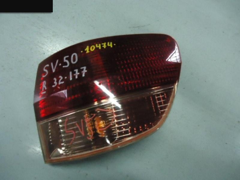 Фонарь (стоп-сигнал) Toyota Vista Ardeo SV50 3S-FSE задний правый