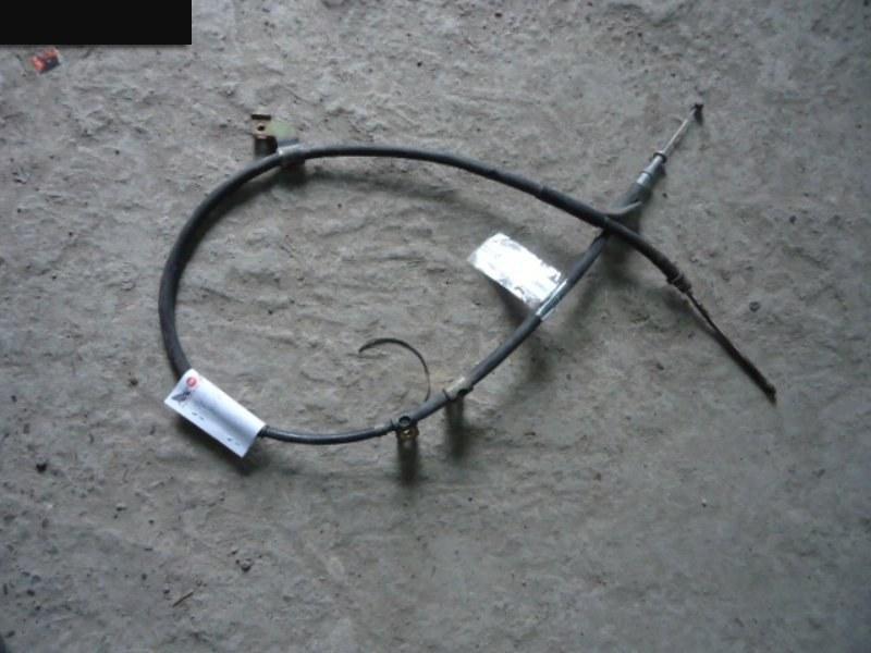 Трос ручника Subaru Forester SF5 левый