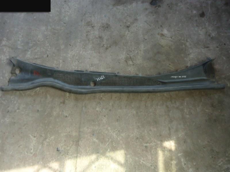 Воздухозаборник (решетка воздухозаборника) Toyota Chaser JZX100 1JZ-GE