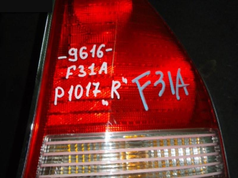 Фонарь (стоп-сигнал) Mitsubishi Diamante F31A задний правый