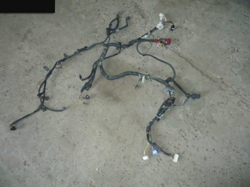 Электропроводка Toyota Starlet EP91 4E-FE