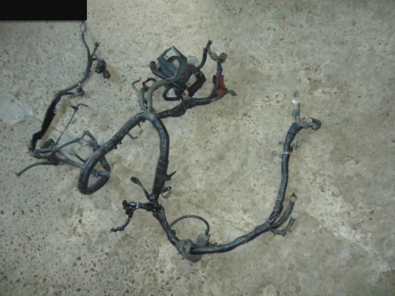 Электропроводка Toyota Carina ST170 4S-FE