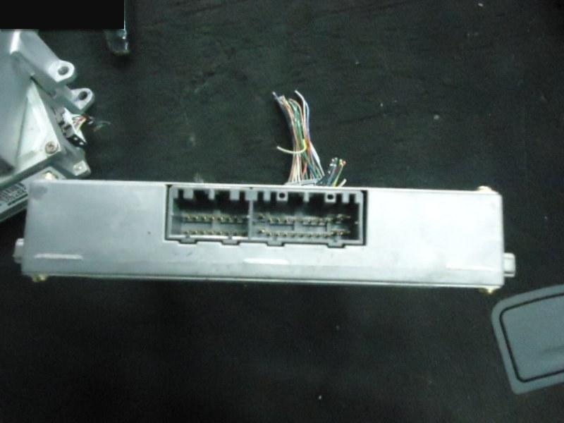 Компьютер (блок управления) Honda Integra DB6 ZC