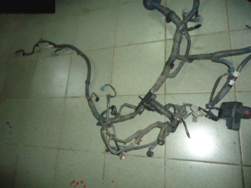 Электропроводка Toyota Estima ACR30W 2AZ-FE
