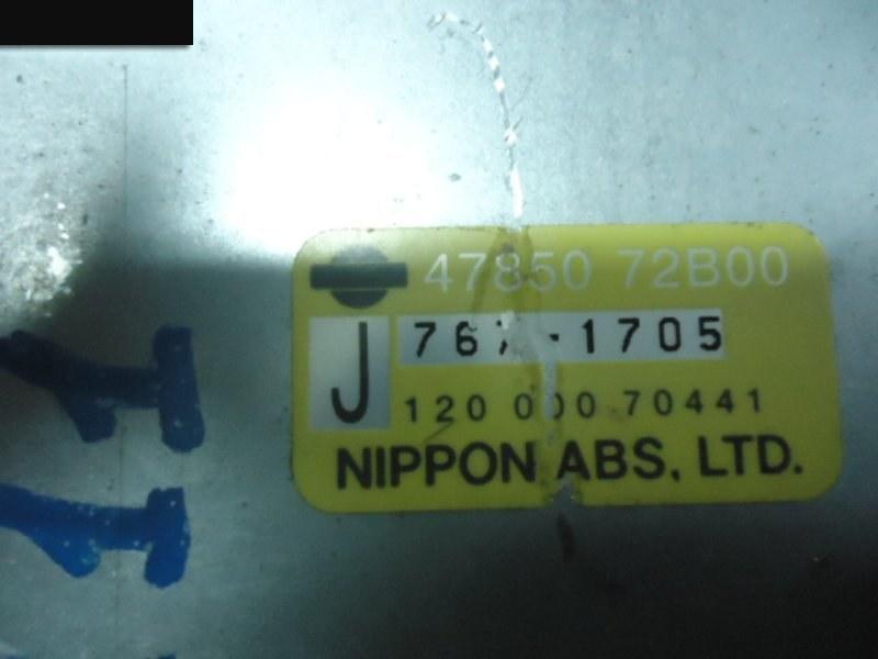 Блок управления abs Nissan March K11 CG10DE