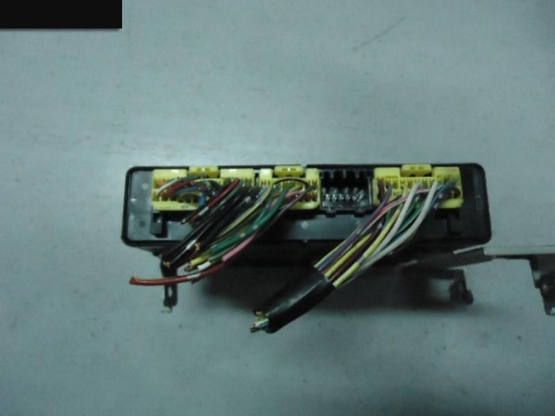 Компьютер (блок управления) Mitsubishi Dingo CQ2A 4G15