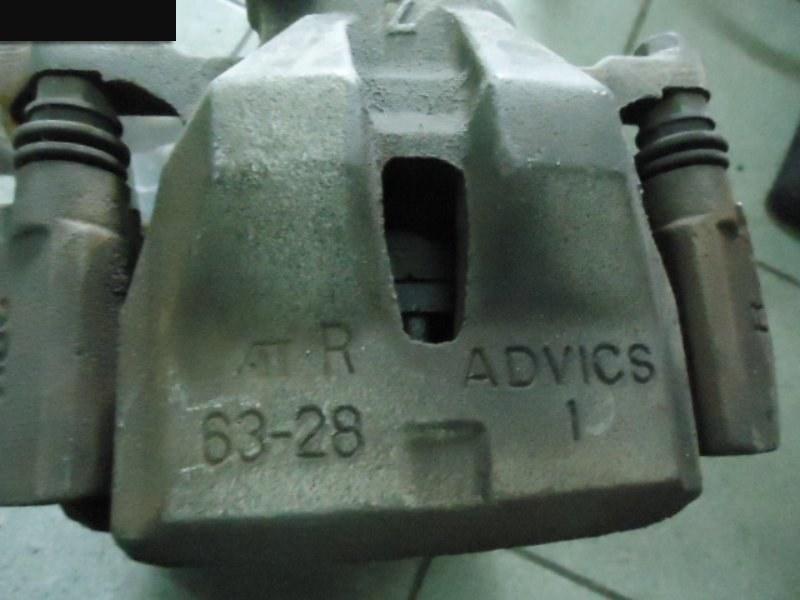 Ступица Toyota Mark X Zio ANA10 2AZ-FE передняя правая