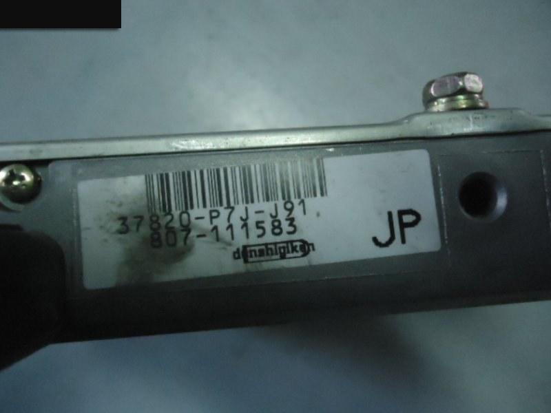 Компьютер (блок управления) Honda Orthia EL3 B20B