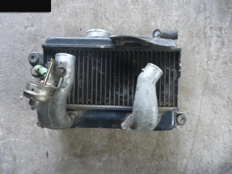 Радиатор интеркулера Subaru