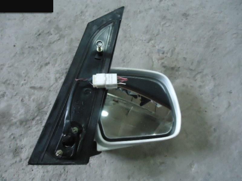 Зеркало боковое Toyota Noah AZR60G 1AZ-FSE правое