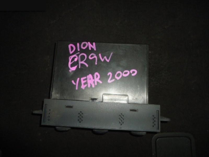 Блок управления климат-контролем Mitsubishi Dion CR9W 4G63