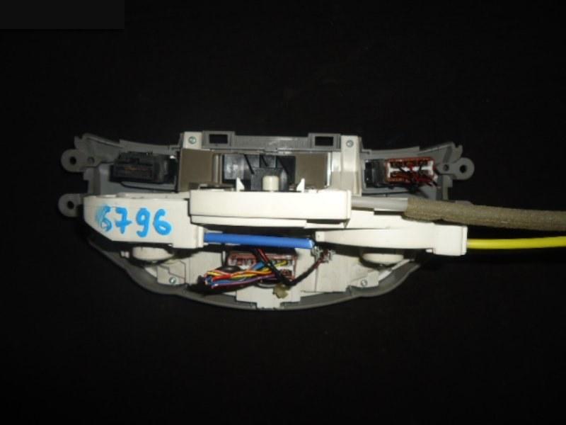 Блок управления климат-контролем Honda Airwave GJ1 L15A