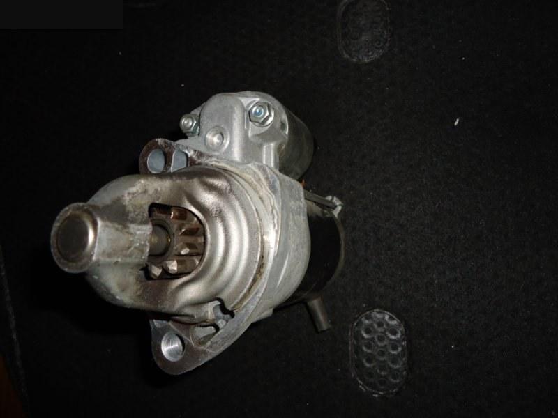 Стартер Honda Airwave GJ1 L15A