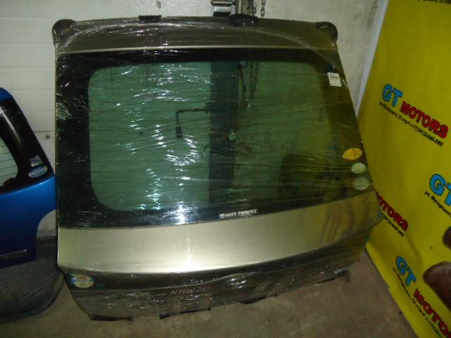 Дверь задняя багажника Toyota Prius NHW20 1NZ-FXE