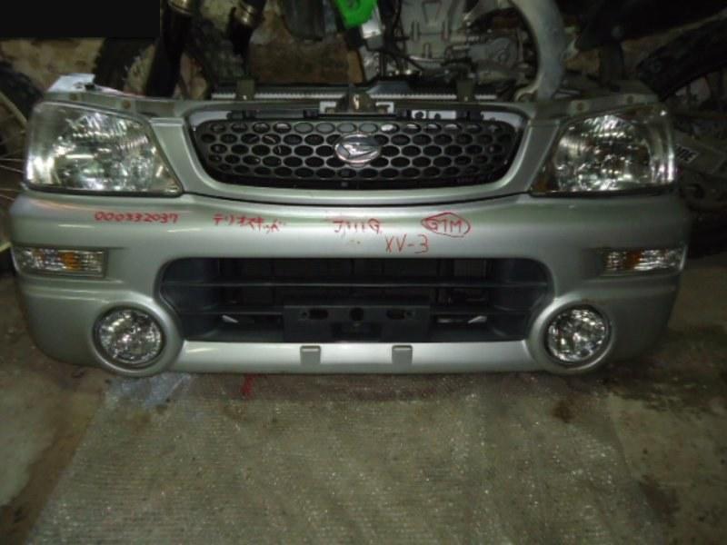 Бампер Daihatsu Terios Kid J111G EF-DEM передний