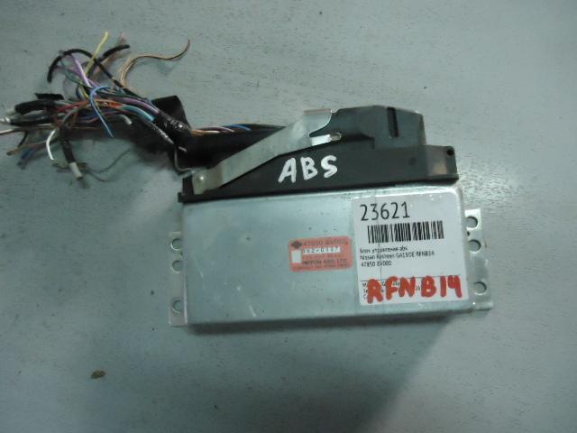 Блок управления abs Nissan Rasheen RFNB14 GA15DE