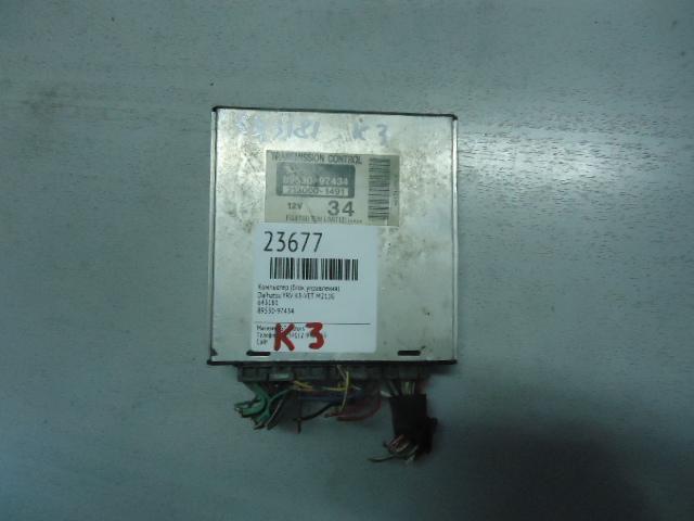 Компьютер (блок управления) Daihatsu Yrv M211G K3-VET