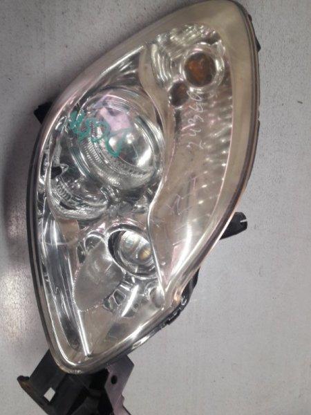 Фара Mazda Verisa DC5W ZY-VE передняя правая
