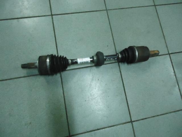 Привод Honda Edix BE3 K20A передний левый