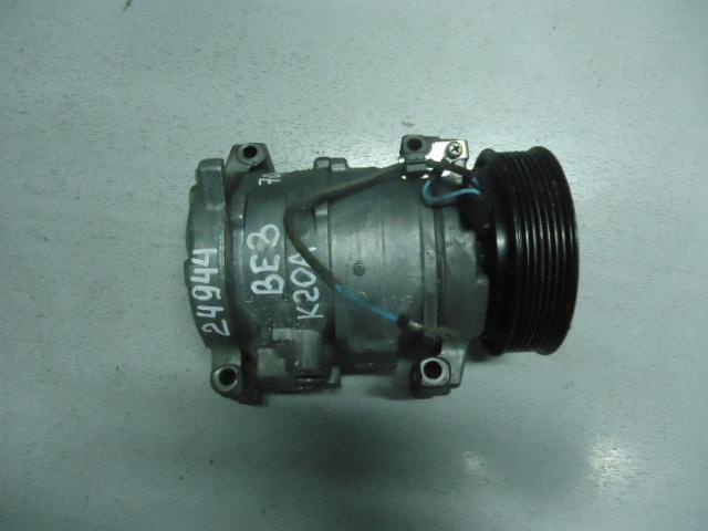 Компрессор кондиционера Honda Edix BE3 K20A