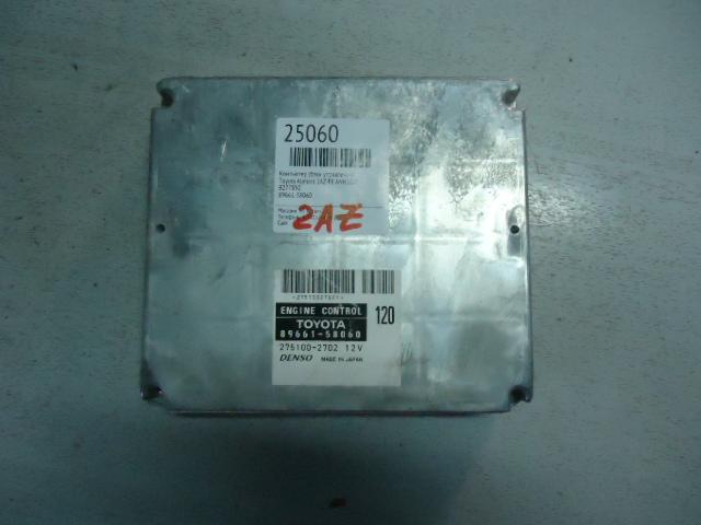 Компьютер (блок управления) Toyota Alphard ANH10W 2AZ-FE
