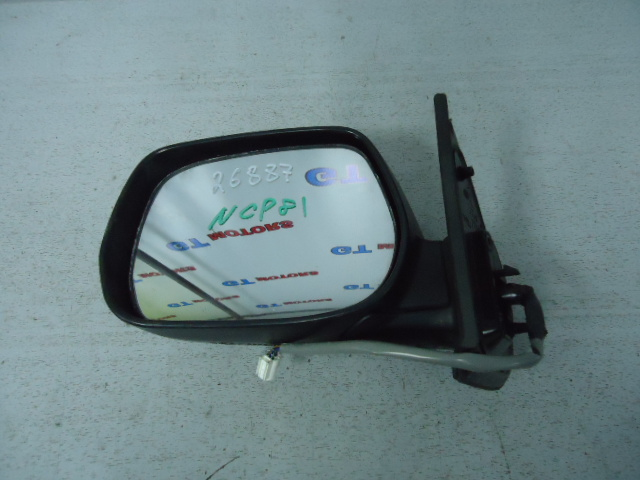 Зеркало боковое Toyota Sienta NCP81 1NZ-FE левое