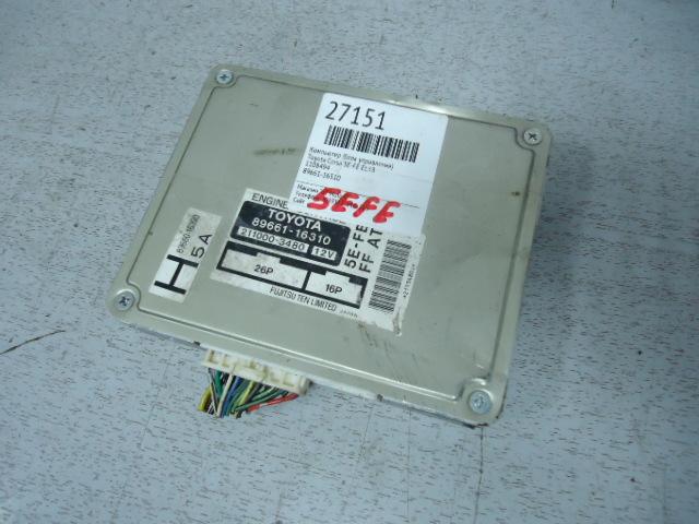 Компьютер (блок управления) Toyota Corsa EL53 5E-FE