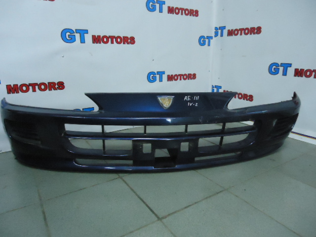 Бампер Toyota Sprinter Trueno AE111 4A-GE передний