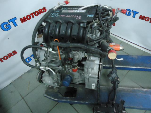 Двигатель Honda Insight ZE2 LDA 2009