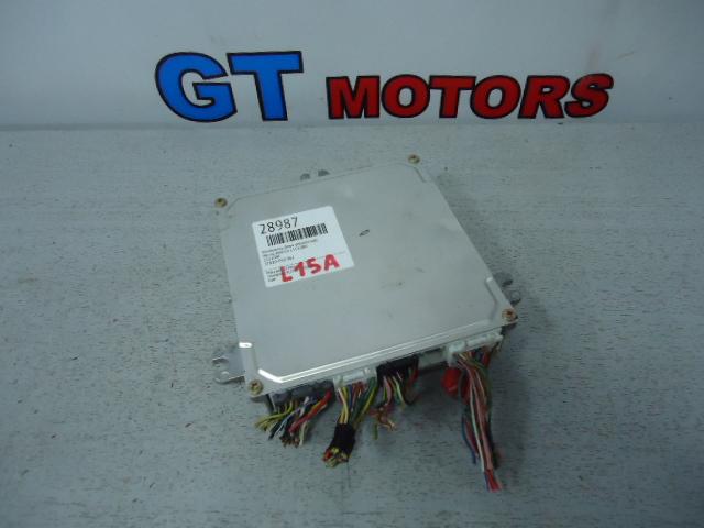 Компьютер (блок управления) Honda Mobilio GB1 L15A