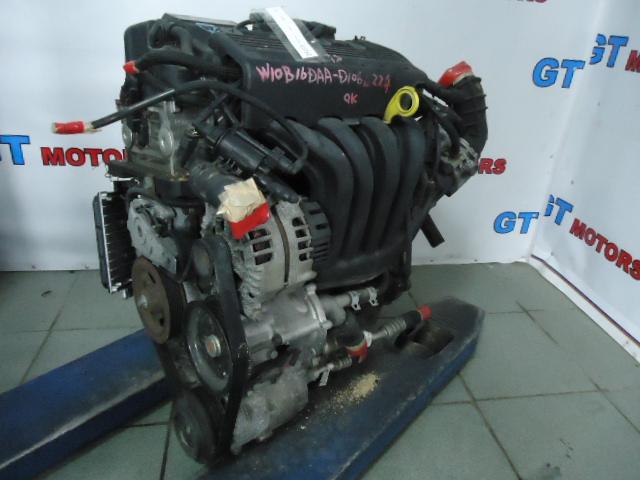 Двигатель Mini Cooper R50 W10B16