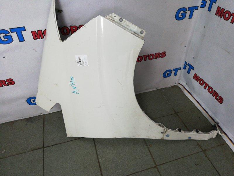 Крыло Toyota Alphard ANH10W 2AZ-FE переднее правое