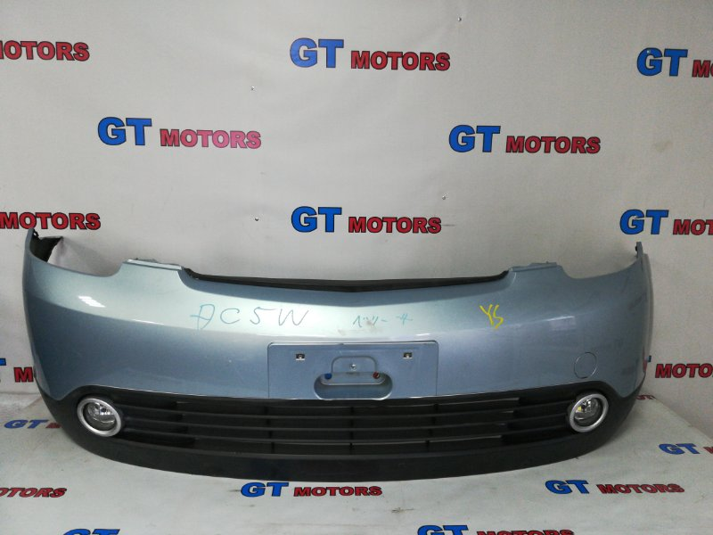 Бампер Mazda Verisa DC5W ZY-VE 2005 передний