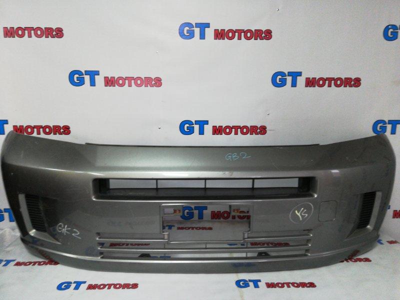 Бампер Honda Mobilio GB2 L15A 2004 передний