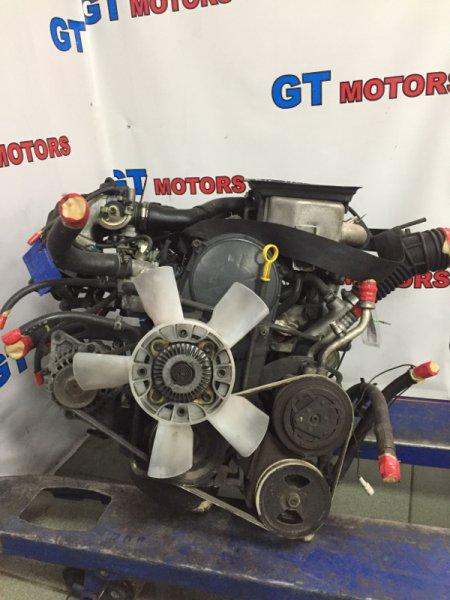 Двигатель Suzuki Jimny JA12W F6A-T