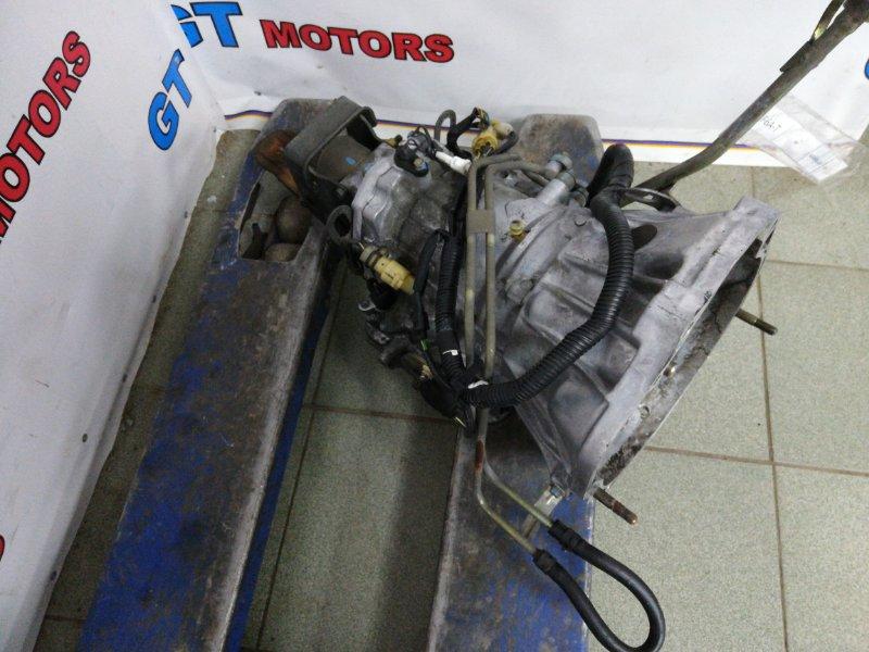 Акпп Suzuki Jimny JA12W F6A-T