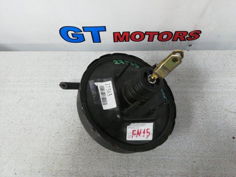 Вакуумный усилитель тормоза Nissan Pulsar FN15 GA15DE