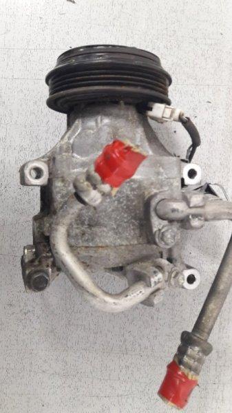 Компрессор кондиционера Toyota Porte NNP11 1NZ-FE