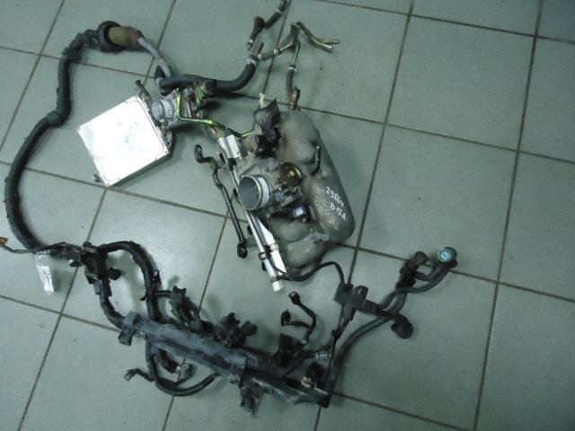 Коллектор впускной Honda Civic EN2 D17A