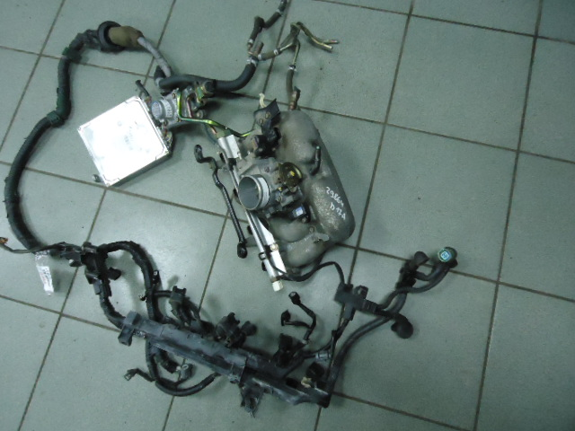Регулятор давления Honda Civic EN2 D17A
