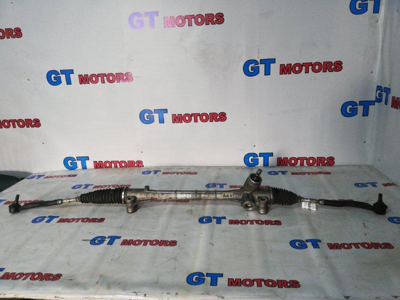 Рулевая рейка Toyota Corolla Rumion ZRE152 2ZR-FE