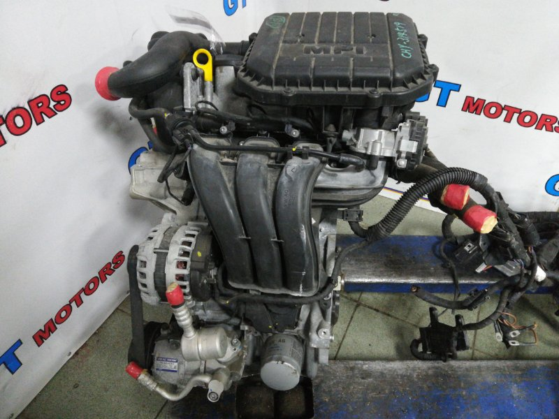 Двигатель Volkswagen Up CHY