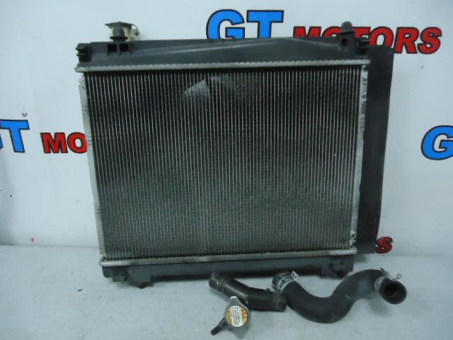 Радиатор двигателя Toyota Ractis NCP100 1NZ-FE