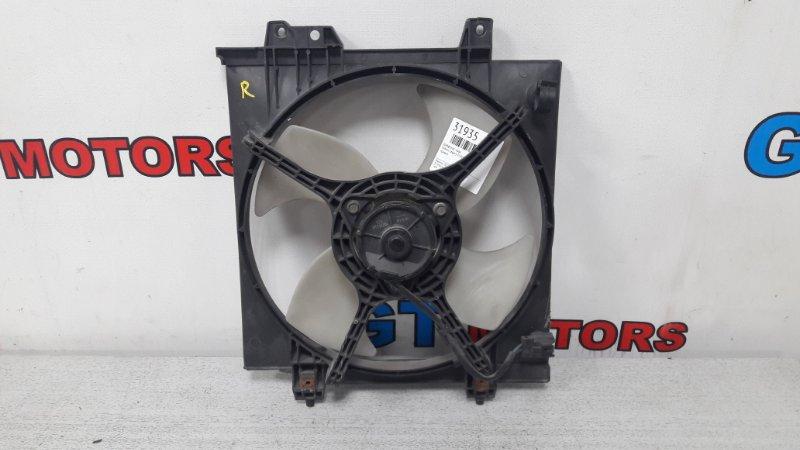 Вентилятор радиатора двигателя Subaru Legacy BH5 EJ20 правый