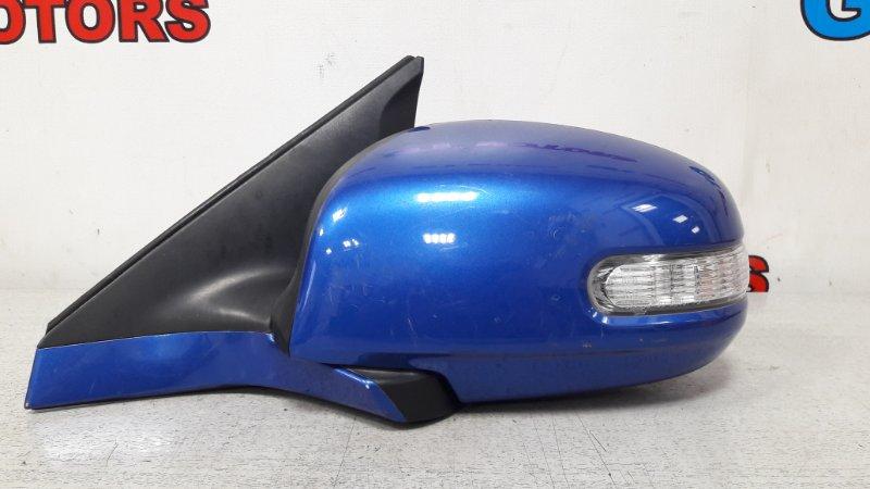 Зеркало боковое Suzuki Swift ZC71 K12B левое