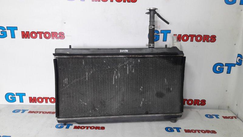 Радиатор двигателя Honda Mobilio Spike GK2 L15A